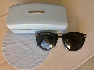 f1b7656b6f4e Karen Walker Harvest Sunglasses in Black. Brand new. RRP  308 ...
