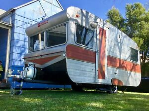1964 retro/vintage franklin caravan, complete restoration, Immaculate. Wonthaggi Bass Coast Preview