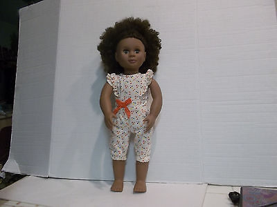18 INCH FRIEND OF AMERICAN GIRL DOLL BATTAT OUR GENERATION GIRL DOLL NAHLA