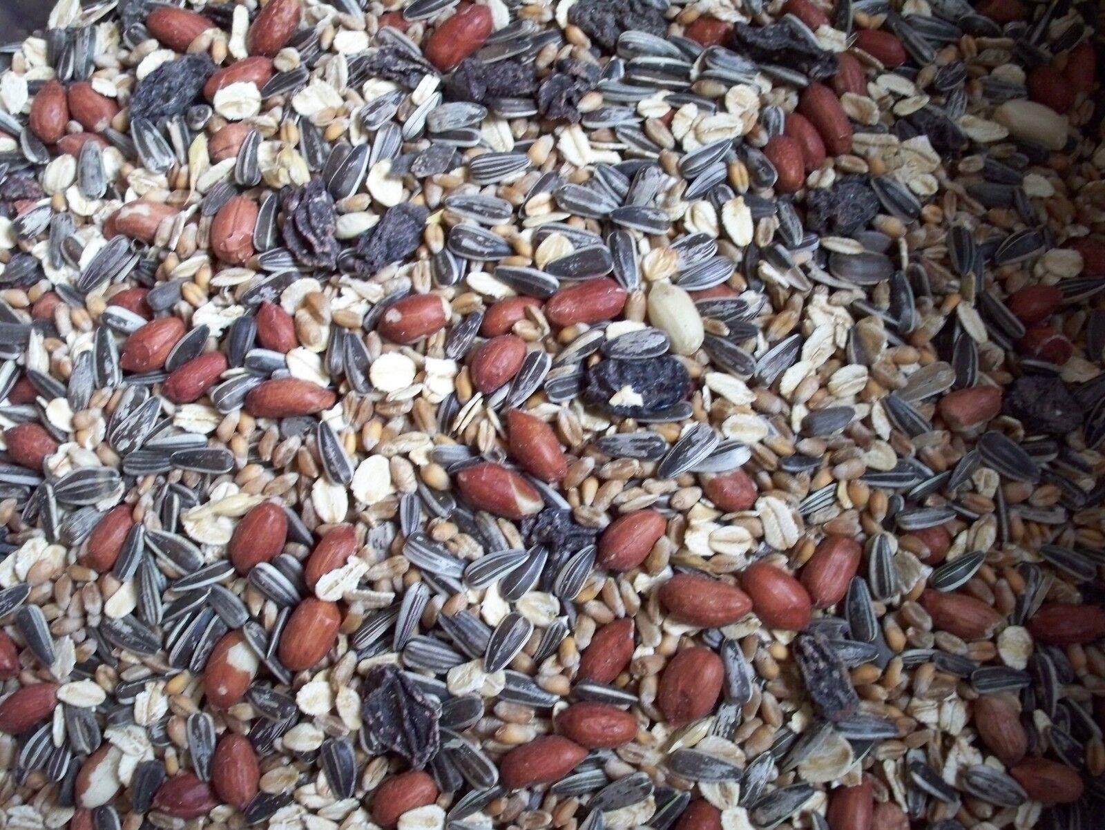 25 Kg Vogelfutter Wildvogelfutter (1Kg/1,20EUR) Meisen Amsel Spatzen Stare