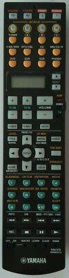 ORIGINAL YAMAHA  REMOTE CONTROL  RAV372  WM88530 EU RX-V3800 RX-V2600 DSP-AX763
