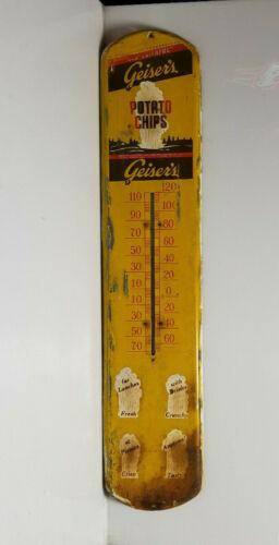 Vintage Thermometer Geiser