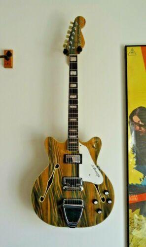 Fender  Coronado ll Wildwood 1968