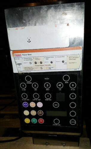Taylor C006 FlavorShot Dispenser Coffee Shop Flavor Shot Liquid Dunkin Donuts