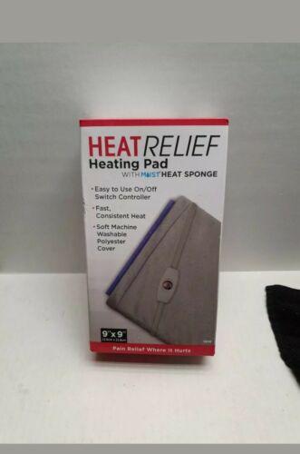 Heat Relief Heating Pad with Moist Sponge Body Pain Warmer H
