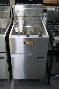 Anets SLG100 Large Pot Tube Fryer Dandenong Greater Dandenong Preview