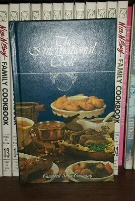 The International Cook Campbell Soup Company Hc 1980