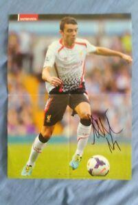 Autografo-signed-autograph-futbol-match-worn-Iago-Aspas-Celta-Liverpool