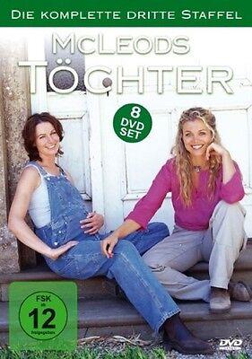 McLeods Töchter - Season/Staffel 3 * NEU OVP * 8 DVDs