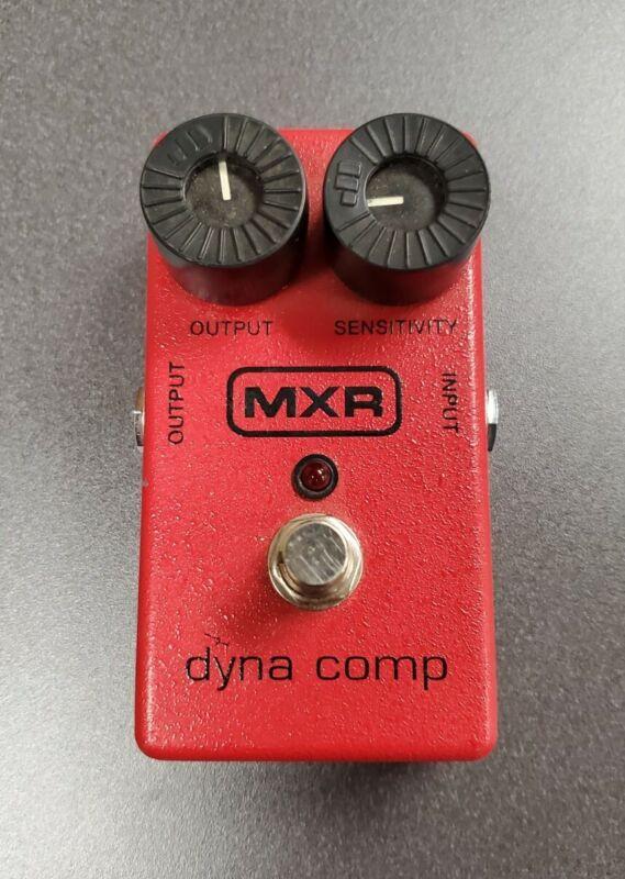 Dunlop MXR Dyna Comp Compressor Guitar Effect Pedal