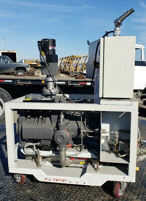 Edwards Qdp80 Dry Mechanical Vacuum Pump W Q Series 2 Controller