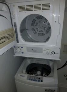 Apartment-size GE Spacemaker Washer / Dryer  set ...can Deliver