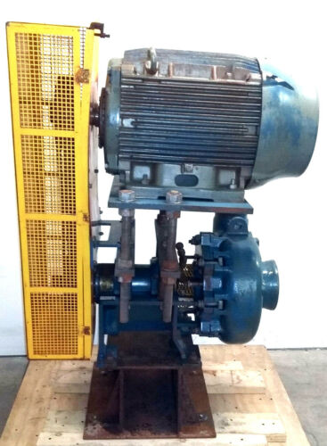 METSO MM150 SLURRY PUMP Overhead Mounted 75 HP Orion Series
