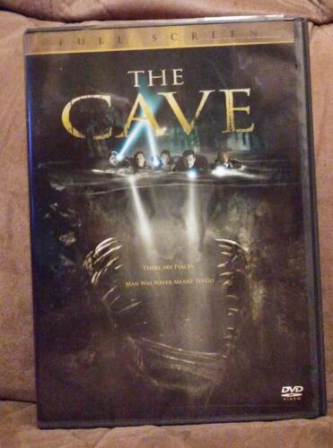 THE CAVE DVD 2006 MINT CONDITION FREE SHIPPING - $7.80
