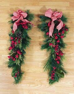 New/Handmade Swags/Wreaths