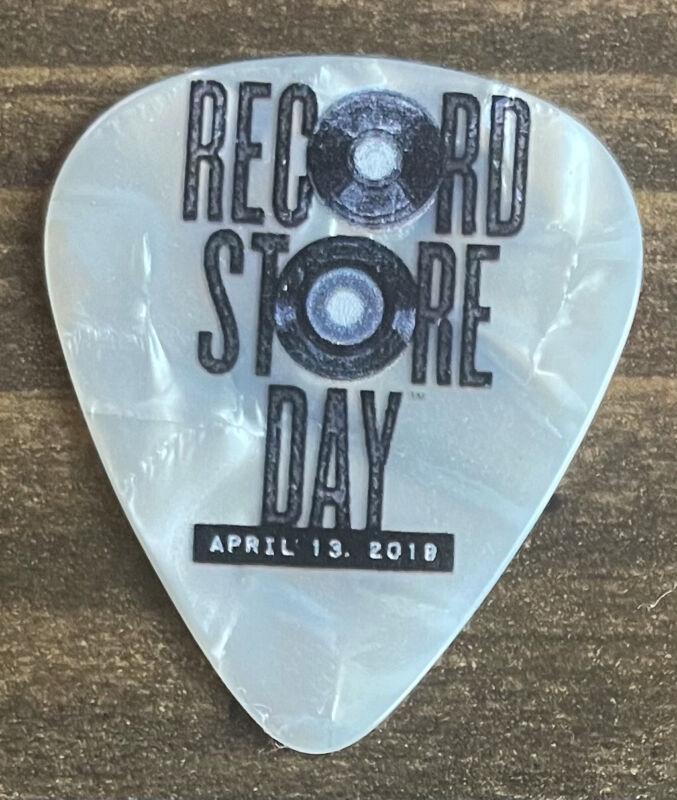 Joe Bonamassa Pearl Guitar Pick Record Store Day 2018 RSD