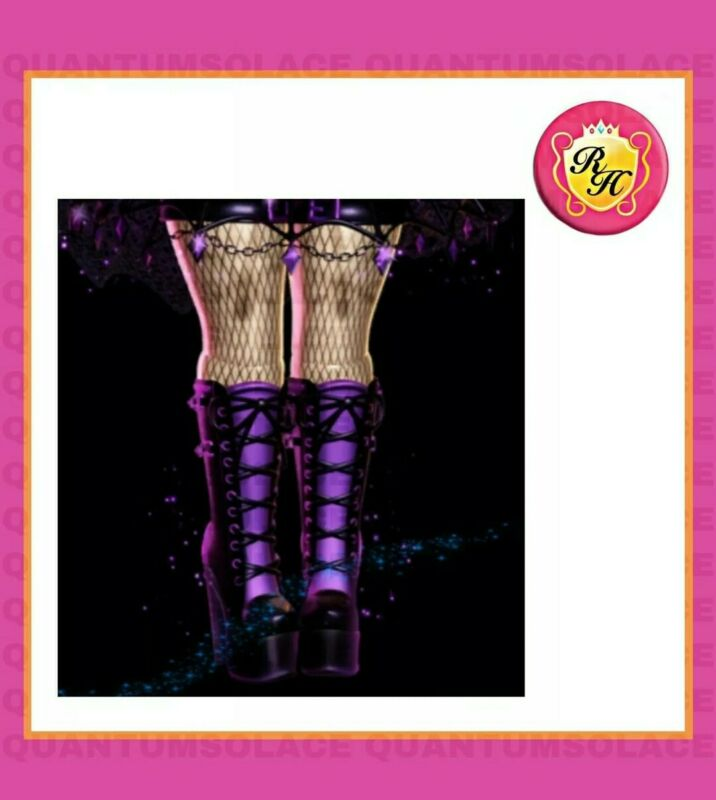 Shadow Empress Chained Boots SE Roblox Rh Royale High