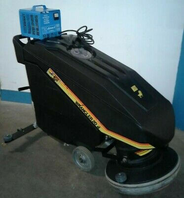 Nss Wrangler 20 B Walk Behind Battery Operated Automatic Floor Scrubber