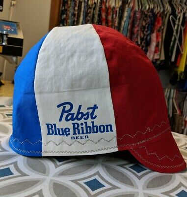 Wendys Welding Hat Made With Pabst Application 7 New