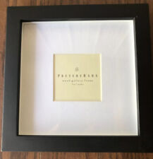 2 Nwt Pottery Barn Wood Gallery 3x3 Inch Opening 7 5x7 5