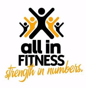 ALL IN FITNESS Stafford Brisbane North West Preview