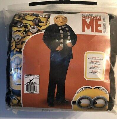 Rubies Despicable Me Minion Made GRU Adult Mens - Gru Minion Kostüme