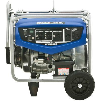 ef5500de 4500 watt electric start rv home