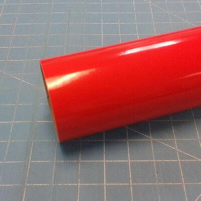 Light Red Oracal 651 1 Roll 24 X 10 Sign Cutting Vinyl