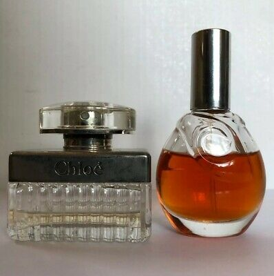 Chloe Eau de Parfum Spray Bundle 1oz/30ml COTy EDP Perfume Fragrance