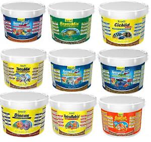 Tetra bulk fish food range granules sticks flake crisps for Bulk fish food