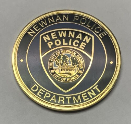 Newnan Georgia Police Department GA Committed To Excellence