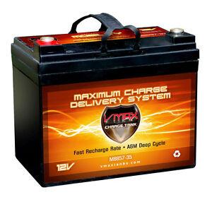 12 Volt Trolling Motor Batteries Ebay