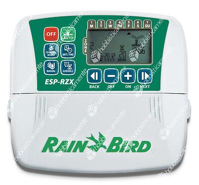 Programmer Control Unit Rainbird Esp Rzx 4 Zone Stations Irrigation Lawn 230