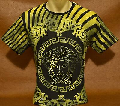 Brand New Men's VERSACE Slim Fit T-SHIRT Size M- L- XL- 2XL