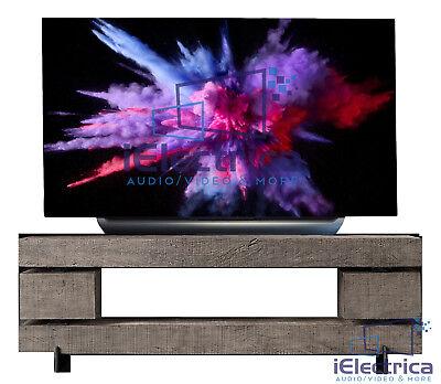 LG OLED77C8P 77-Inch 4K Ultra HD Smart OLED TV (2018 Model)- OLED77C8PUA