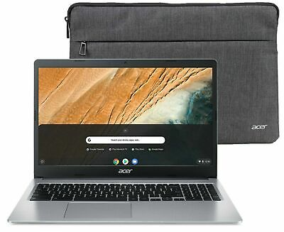 "Acer Chromebook 315, 15.6"" HD, Intel Celeron N4000, 4GB LPDDR4, 32GB eMMC - New"