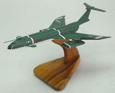 RTL-2 Cham-Cham Thunderbird Spacecraft Desk Wood Model Small