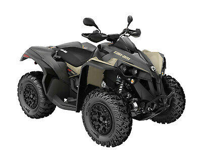 Renegade 650 Xxc T3B ABS MY21