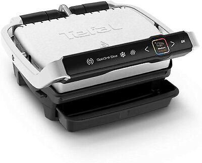 Tefal Optigrill Elite GC750D Grill parrilla eléctrica interior y exterior Sensor