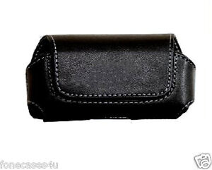 BLACK-LEATHER-CASE-COVER-FOR-NOKIA-6210-6500-SLIDE-7100