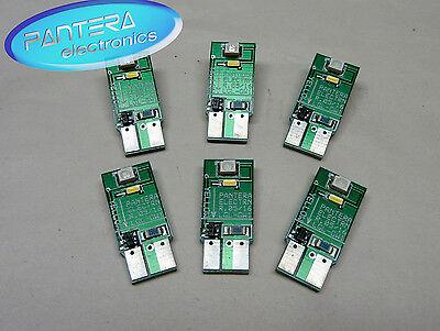 deTomaso Pantera LED Gauge Lamps Veglia, Set of 6 (Hybrid Green)