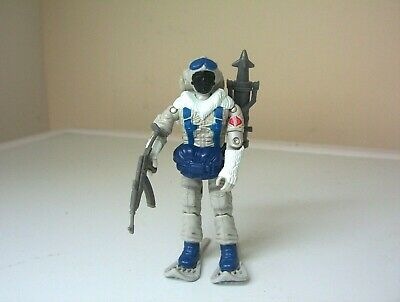 vintage Action Force/G.I.JOE COBRA SNOW SERPENT figure complete.