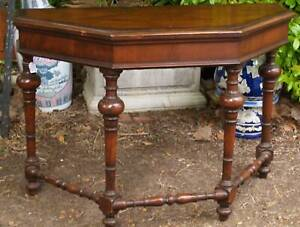Antique Hall Table and other vintage tables and antiques Martin Gosnells Area Preview