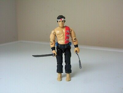 vintage Action Force/G.I.JOE, QUICK KICK figure [complete]
