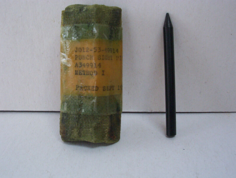 M-1 Garand Parts-Rear Sight Pinion Punch