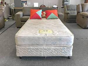 TODAY DELIVERY COMFORTABLE King Single Ensemble bed & mattress Belmont Belmont Area Preview