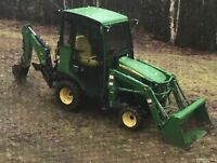 Tractor for RENT!!  Great Deal!!!!