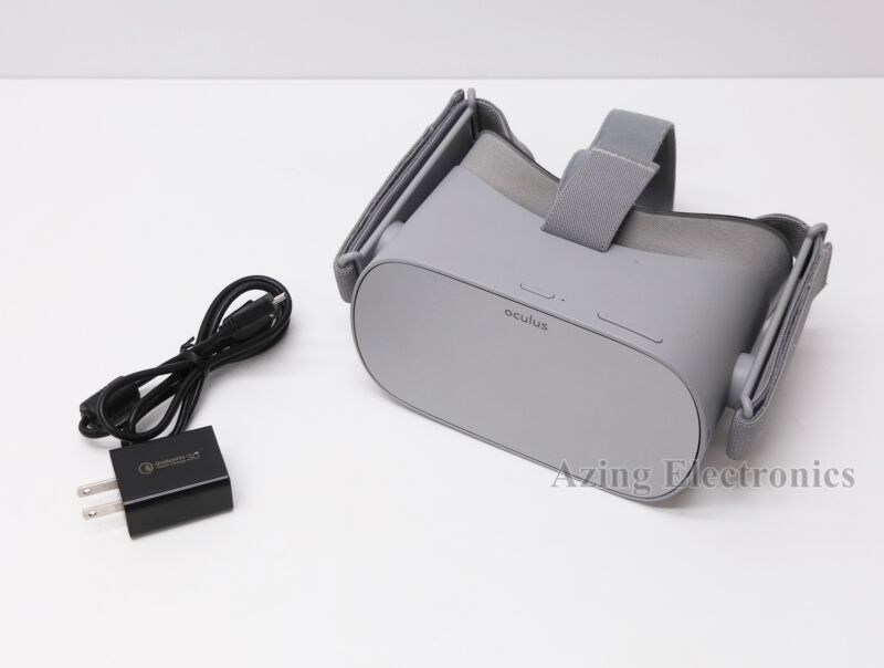 Oculus Go MH-A64 64GB Standalone Virtual Reality Headset