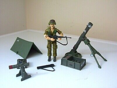 vintage Action Force/G.I.JOE FOOTLOOSE & FORWARD OBSERVER SET..