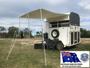 Horse Float / General purpose Roll Out Bagged Awning Childers Bundaberg Surrounds Preview